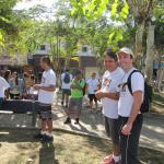 Concentração do Circuito da Farinha na sede da ANDA BRASIL em Silva Jardim/RJ